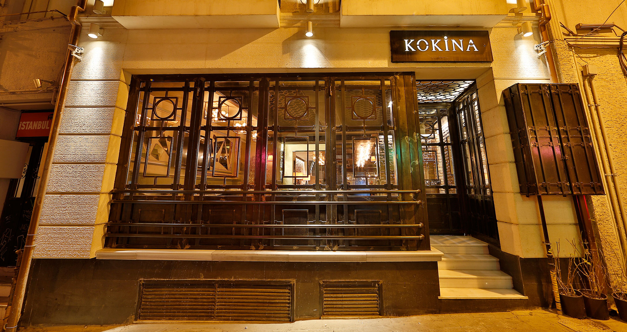 Kokina Restaurant & Cafe Bar